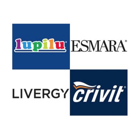 Lupilu, Esmara, Livergy,...