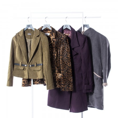 Fashion Coat autumn-winter...