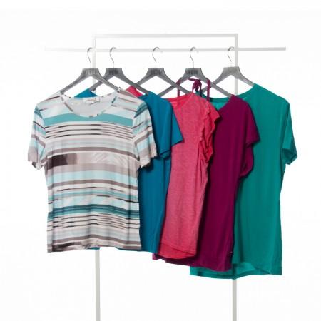 Ladies XXL T-Shirts Cream +...
