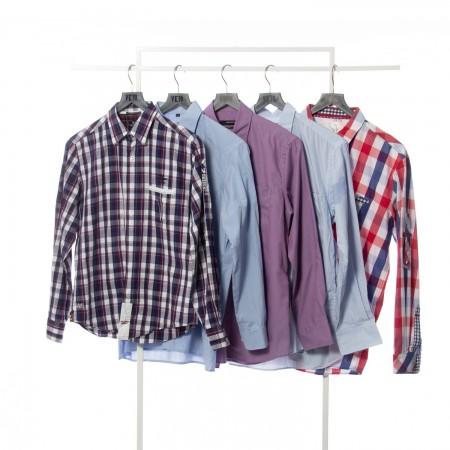 Mens Shirts Cream + Extra /...