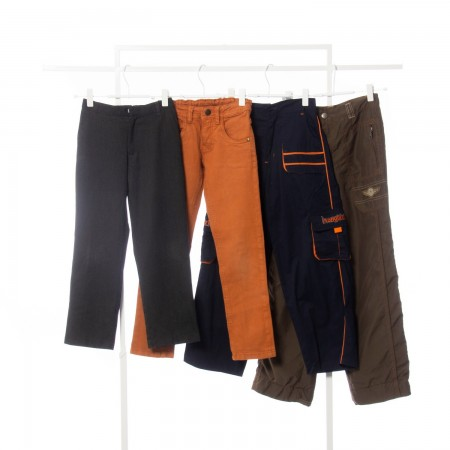 Kids Pants Mix Autumn-...