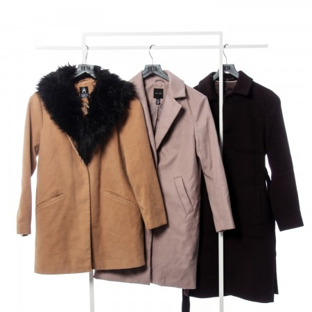Fashion Coat Autumn Cream /...