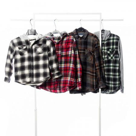 Kids Shirts Autumn-Winter
