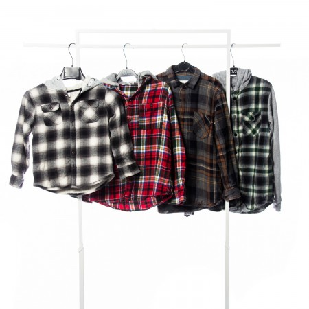 Kids Shirts Autumn-Winter