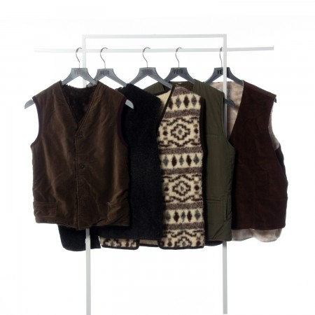 Sheepskin Waistcoat Mix