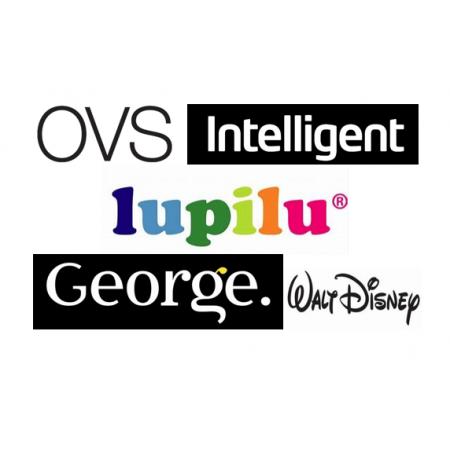 OVS, George, Disney......