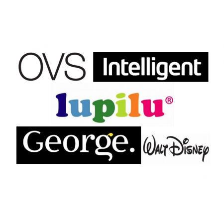 OVS, George, Disney......