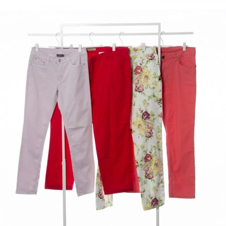 Ladies summer pants Mix...