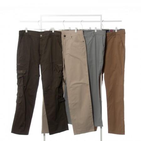 Mens summer pants Mix Cream...