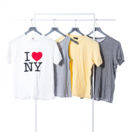 AD T-Shirts II sort