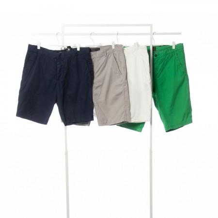 Shorts Mens Cream + Extra