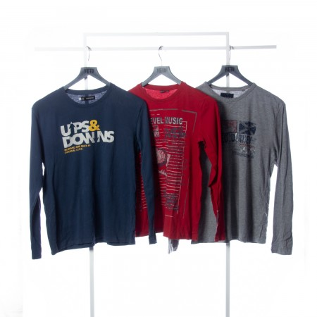 Mens T - Shirts with Long...