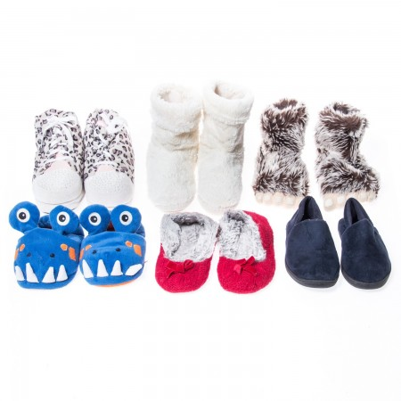 Slippers Winter / Микс...