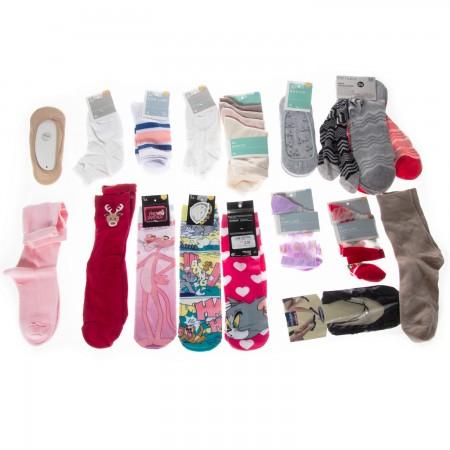 Socks Mix For Family Autumn...