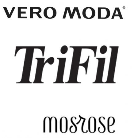 TriFil, Vero Moda, Mosrose...