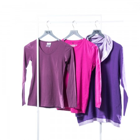 Womens T-Shirts with Long...
