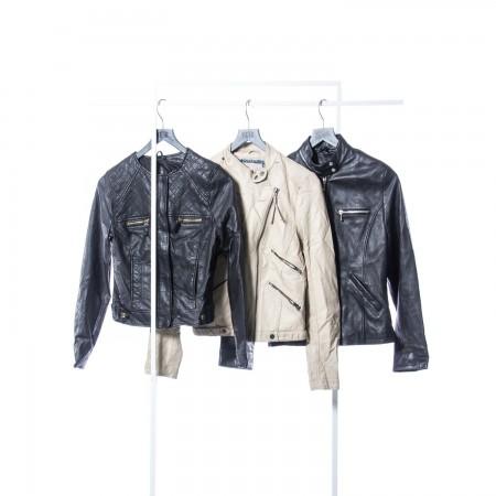 Jackets Leather.../ Куртки...